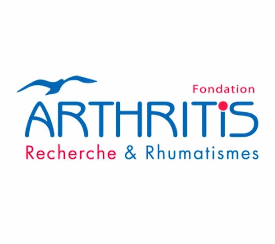 Logo fondation arthritis