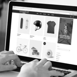 Boutique média en ligne