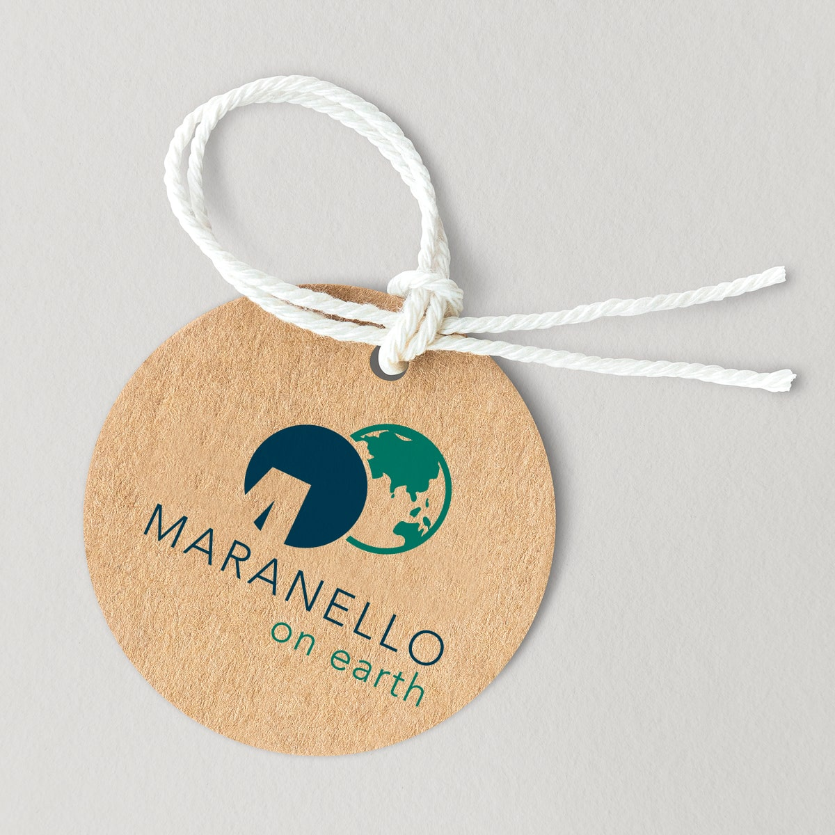 ethical label Maranello on Earth