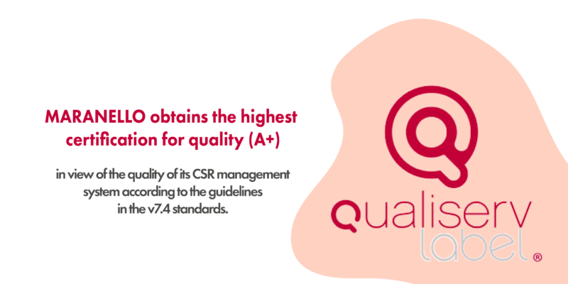 Label Qualiserv certification